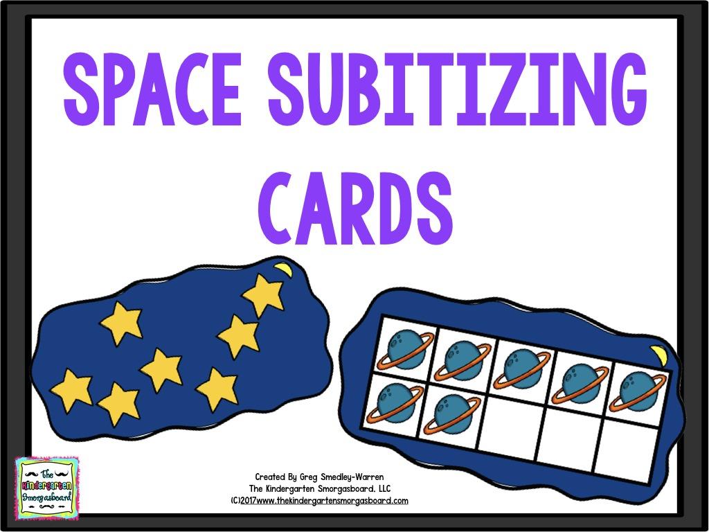 space subitizing