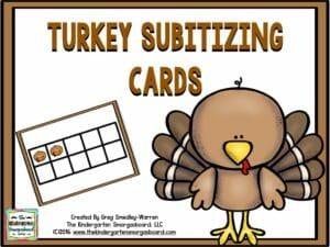 turkey math numbers